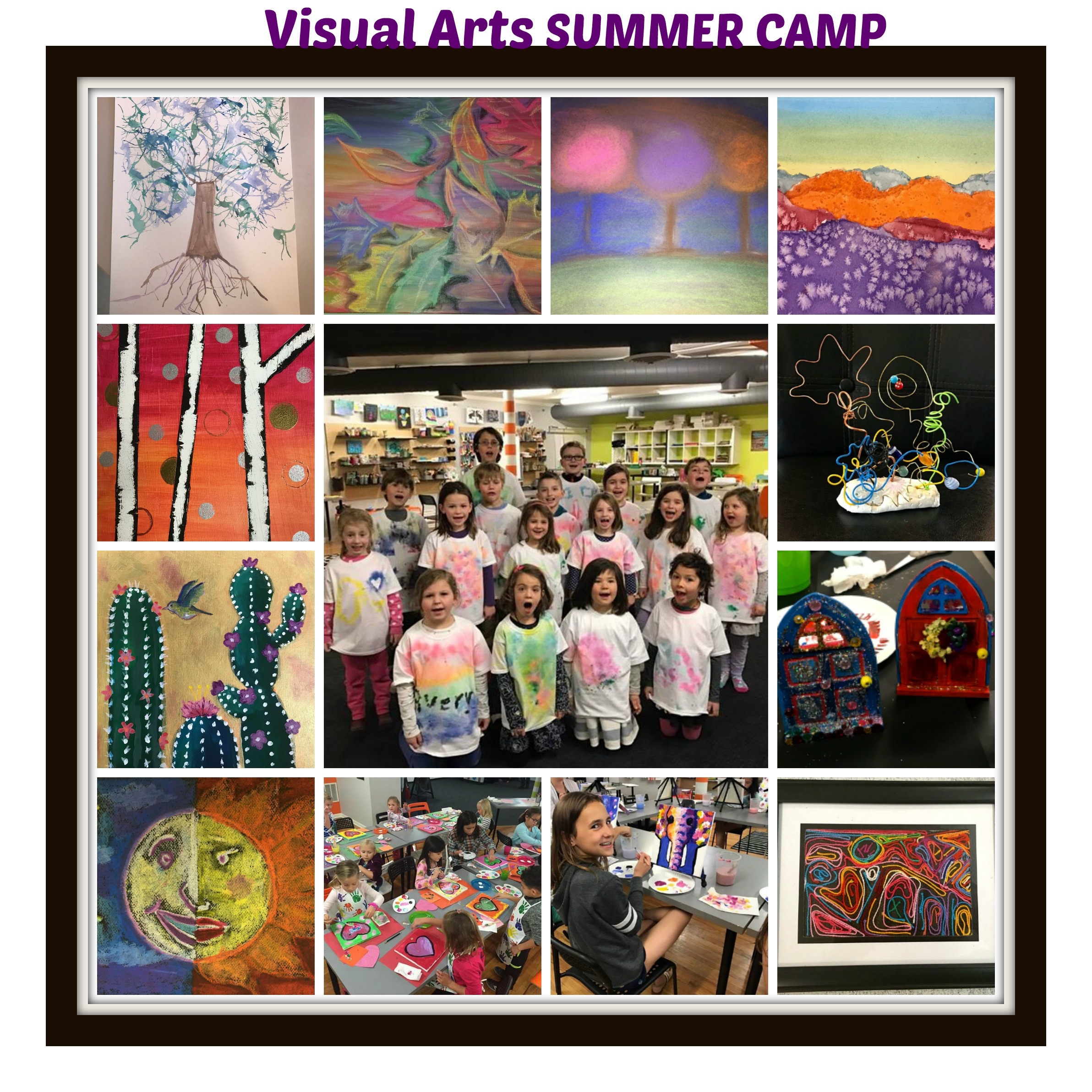 Visual Arts Summer Camp