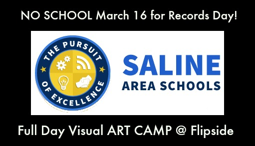 Saline Public School Records Day